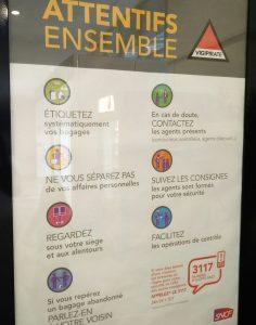 Vigipirate Gare Perrache