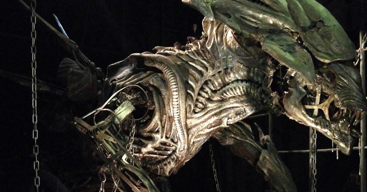 alien museo elokuva