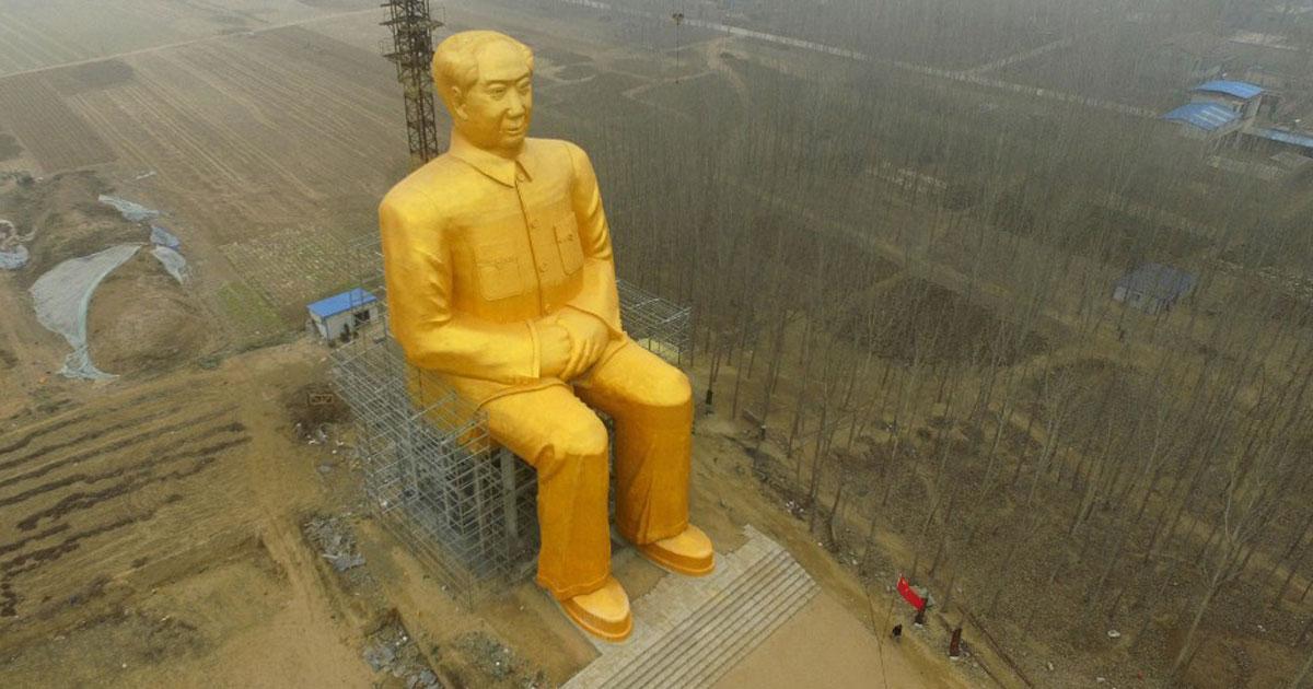 Mao patsas
