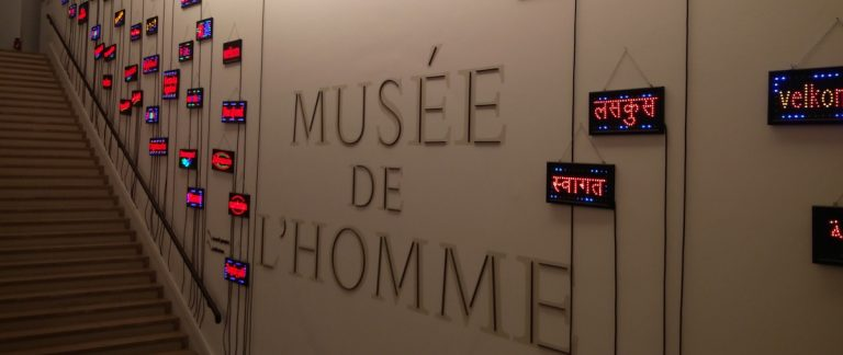 pariisi musee homme