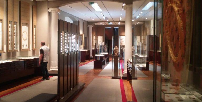Museot Pariisi kunniamerkit