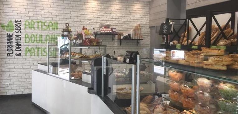 Leipä Lyon Boulangerie Serve