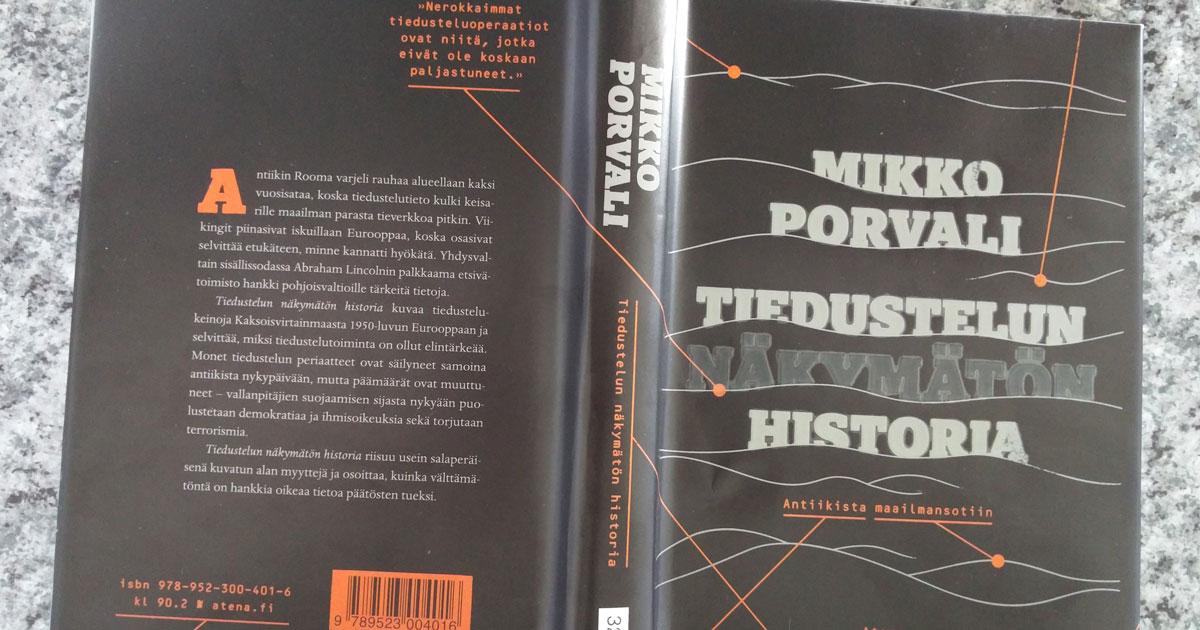 porvali_tiedustelu_historia_kirja