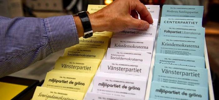 Vaaliliput Ruotsi
