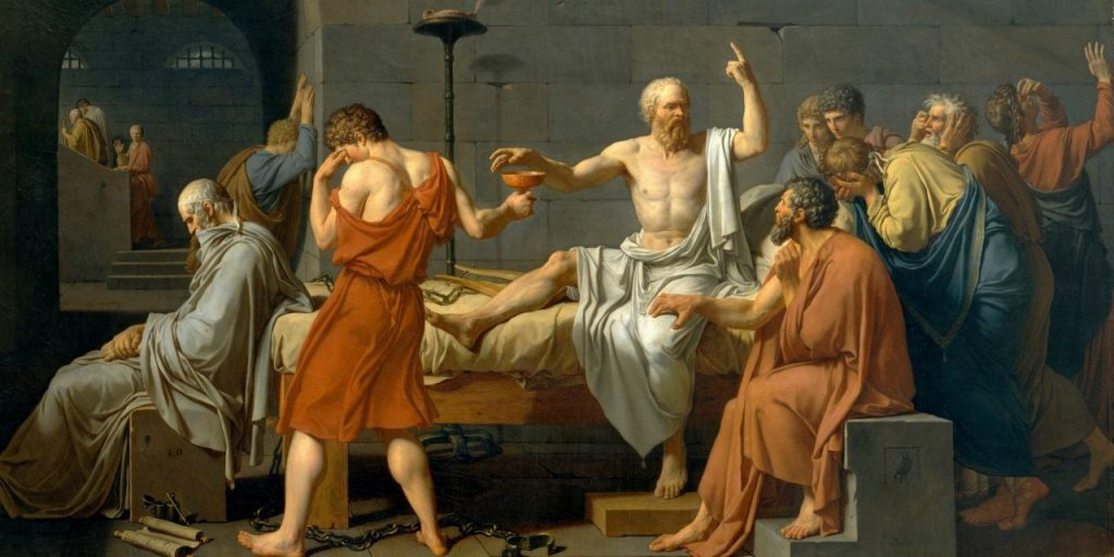 Dabid-Death of Socrates-FB