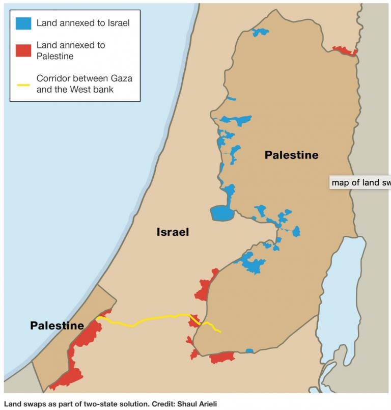 Israel_Palestiina_kaksi-valtiota