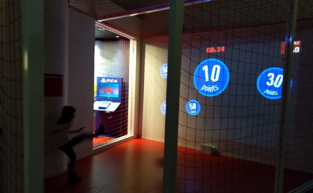 Olympique Lyonnais-museo-pallopeli