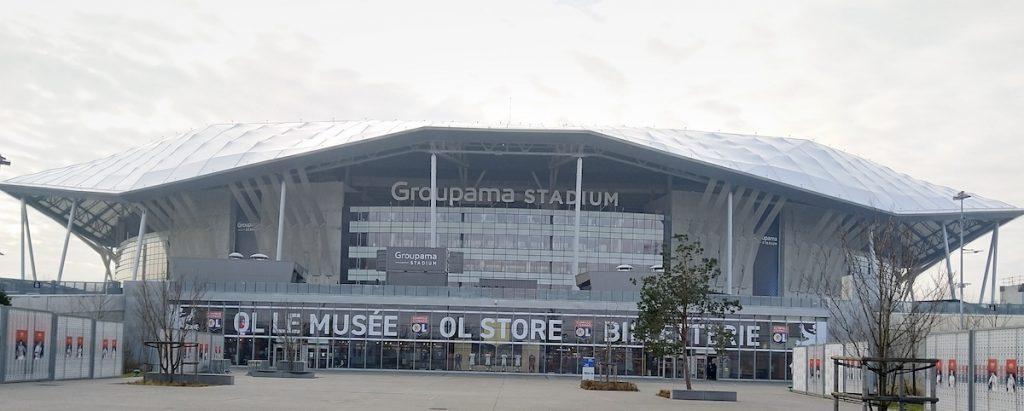 Olympique Lyonnais stadion