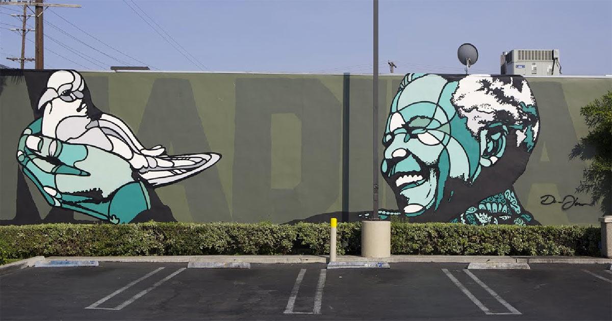 Mandela-David-Flores-2013-FB, Google Arts&Culture