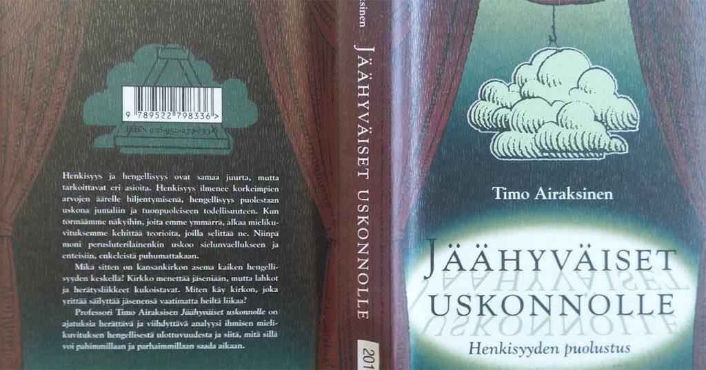 Timo Airaksinen Jaahyvaiset Uskonnolle-FB